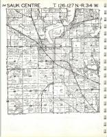 Map Image 033, Stearns County 1966